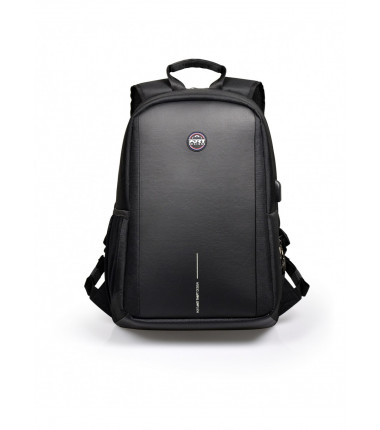"PORT DESIGNS ANTI-THEFT Chicago EVO Fits up to size 15.6 "", Black, 13-15.6 "", Shoulder strap, Backpack"