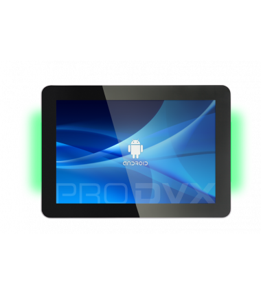 """ProDVX APPC-10DSKPL 10"""" Android Tablet PC/1280 x 800 IPS/500 Ca/Cortex A17, Quad Core, up to 2.0 GHz/2GB/8GB eMMC Flash/Android"""