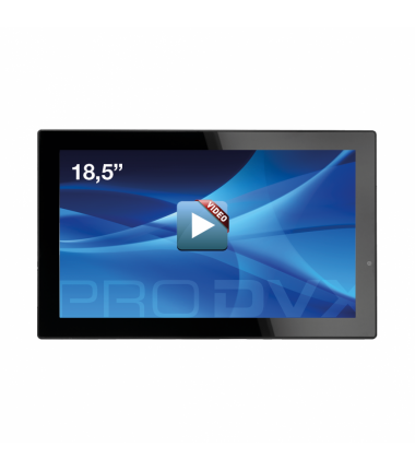 "ProDVX ProDVX SD18 18.5 "", 300 cd/m², 24/7, 170 °, 140 °, 1366 x 768 pixels"