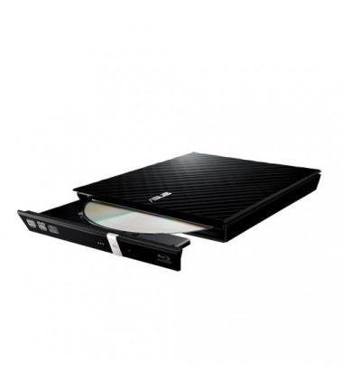 Asus SDRW-08D2S-U Lite Interface USB 2.0, DVD±RW, CD read speed 24 x, CD write speed 24 x, Black, Desktop/Notebook