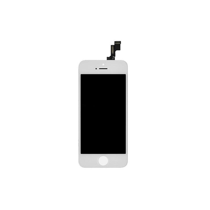 Apple IPhone 5s lcd baltas ekranas