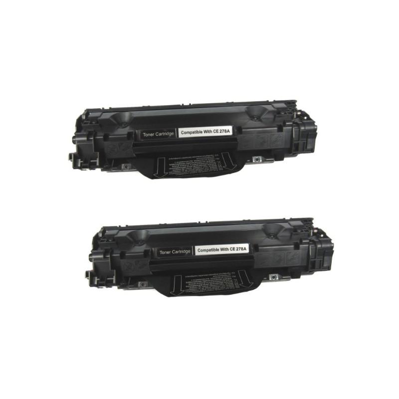 HP CE278A 78AC Canon 728 726 toneris lazerinė kasetė