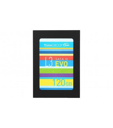 Team Group SSD L3 EVO 120GB 2.5, SATA III 6GB/s, 530/400 MB/s