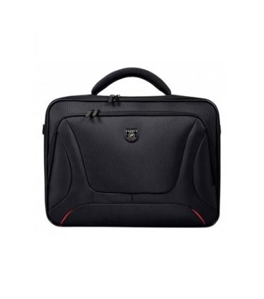 "Port Designs Courchevel Fits up to size 17.3 "", Black, Shoulder strap, Messenger - Briefcase"