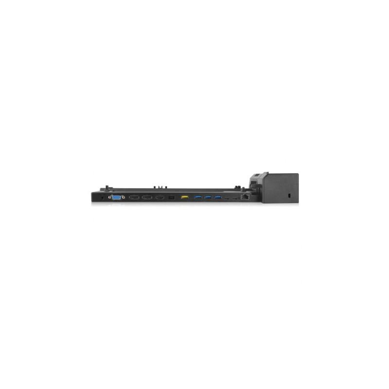 Docking station Lenovo ThinkPad Basic Docking Station 40AG0090EU, max 1 display,  VGA (D-Sub) ports quantity 1, Dis