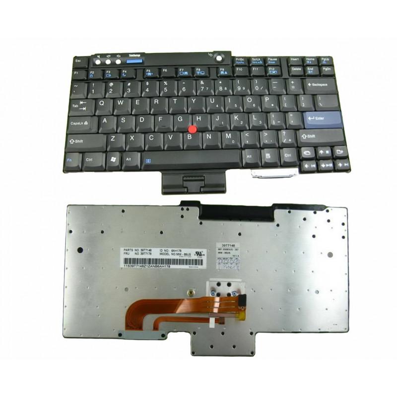 IBM Lenovo T61 T60 R61 T400 T500 R400 z60 z61 R60 klaviatūra