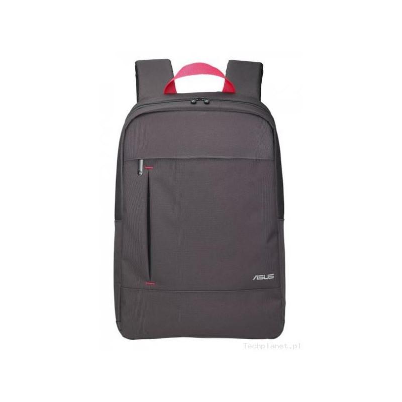 """Asus NEREUS Fits up to size 16 """", Black, Backpack"""