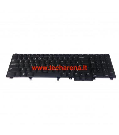 Dell Latitude E5520 E5530 E6520 E6530 E6540 Precision M6700 US klaviatūra