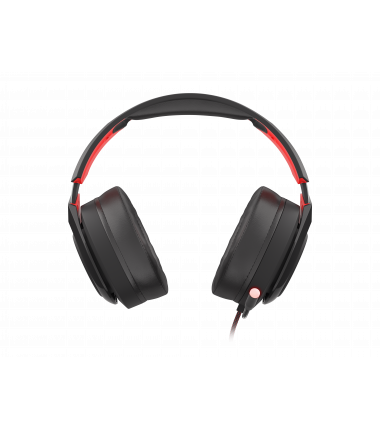 GENESIS Gaming Headset RADON 610, Wired, Balck/Red
