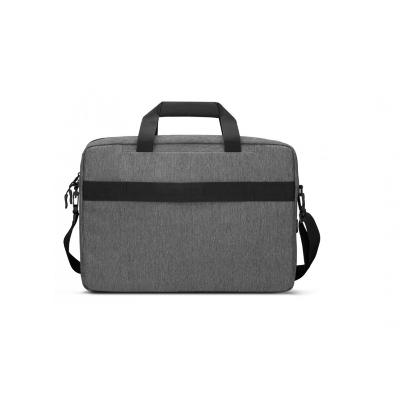 """Lenovo Topload Business Casual Charcoal Grey, Waterproof, 15.6 """", Shoulder strap, Notebook carrying case"""