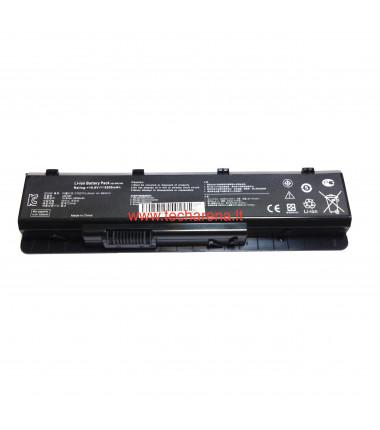 Kompiuterio baterija Asus A32-N55 n45sf n55sf n75sf pakaitinė 6 celių 4200mah