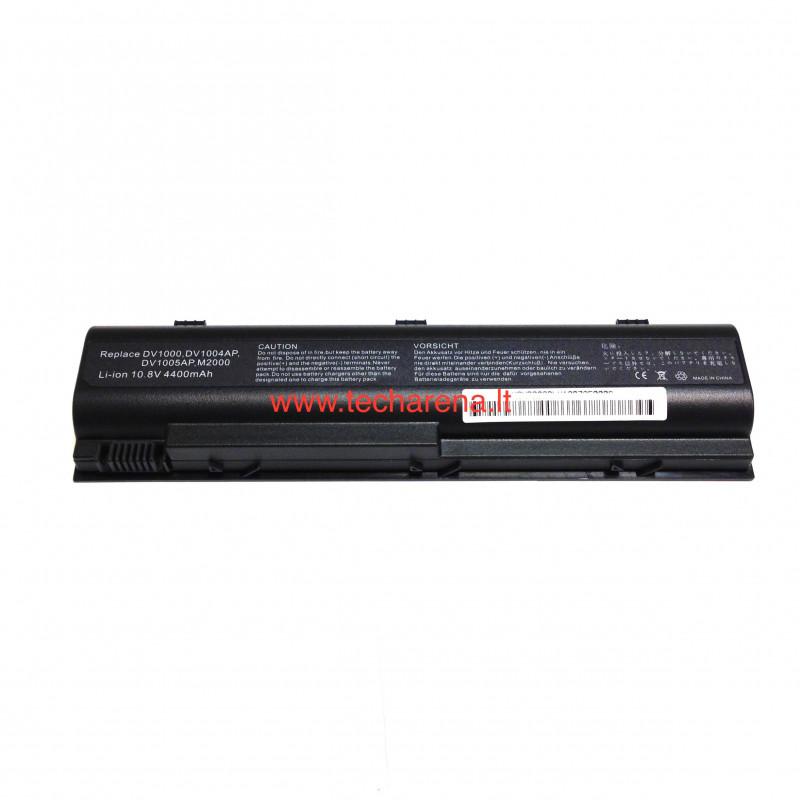 Hp Compaq HSTNN-IB17 HSTNN-LB09 pakaitinė 6 celių 4400mah baterija