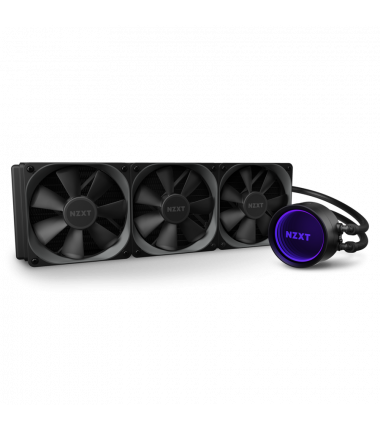 NZXT NZXT Kraken X73 - 360mm AIO Liquid Cooler with RGB LED