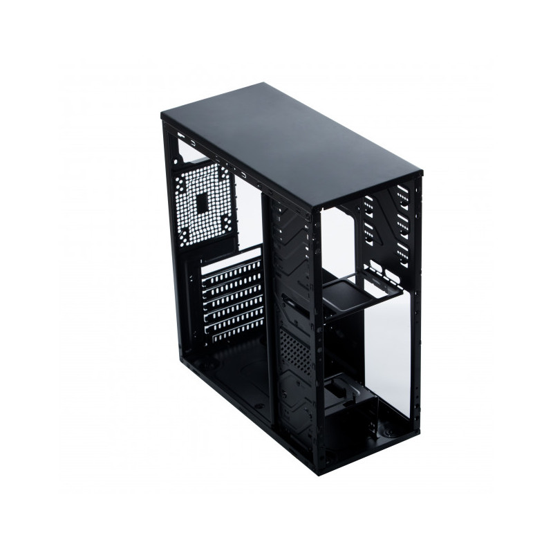 Linkworld VC15A-64L, Midl tower, ATX with PSU 420W, 120mm/silent, TC RoHS EuP 3xSATA