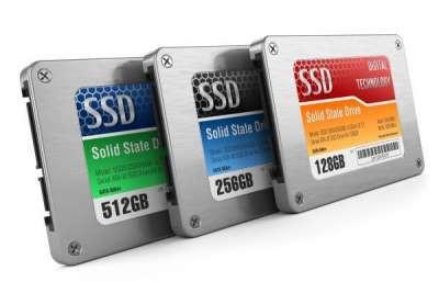 SSD diskai
