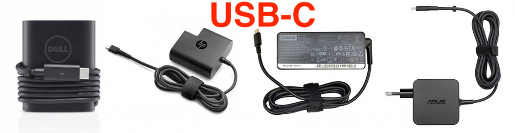 USB-C type C įkrovikliai